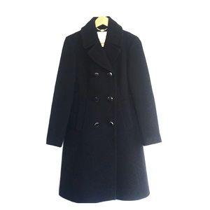 Kate Spade Long Pea Coat